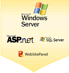 Windows Hosting on Microsoft server 2003 solutions